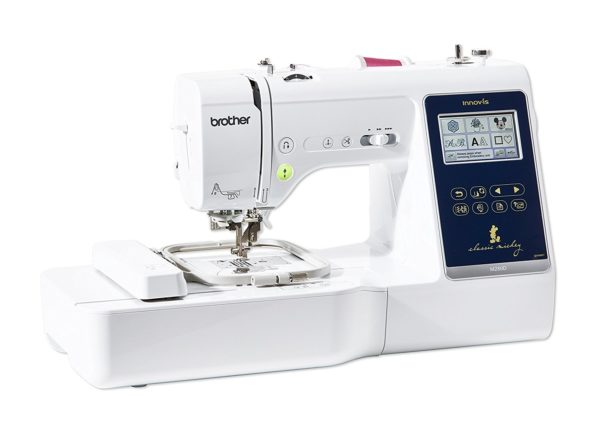 brother m280d elettronica e ricamatrice