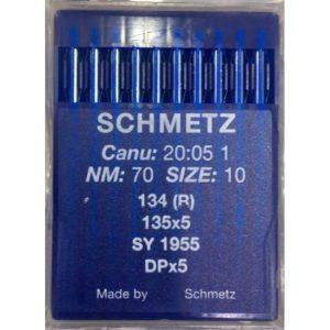 Aghi Schmetz 134 R mis. 70
