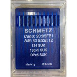Schmetz 134 SUK mis. 80
