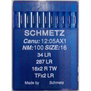 Schmetz 34/287 LR 100