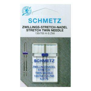 SCHMETZ Ago Gemello Stretch 130/705H-S ZWI