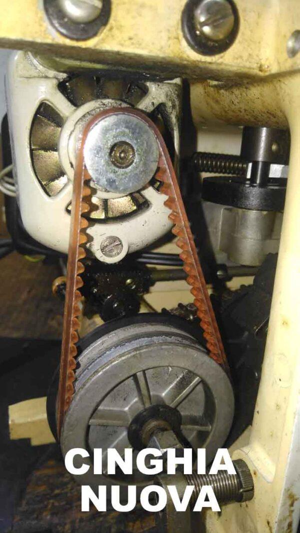 Cinghia motore Salmoiraghi