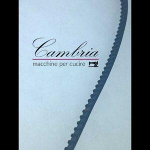 CINGHIA MOTORE ( 154XXL ) PER MACCHINA PER CUCIRE HUSQVARNA VIKING