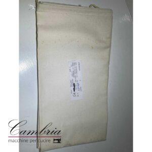 Telo in puro cotone originale Pfaff per rulli. 65 cm
