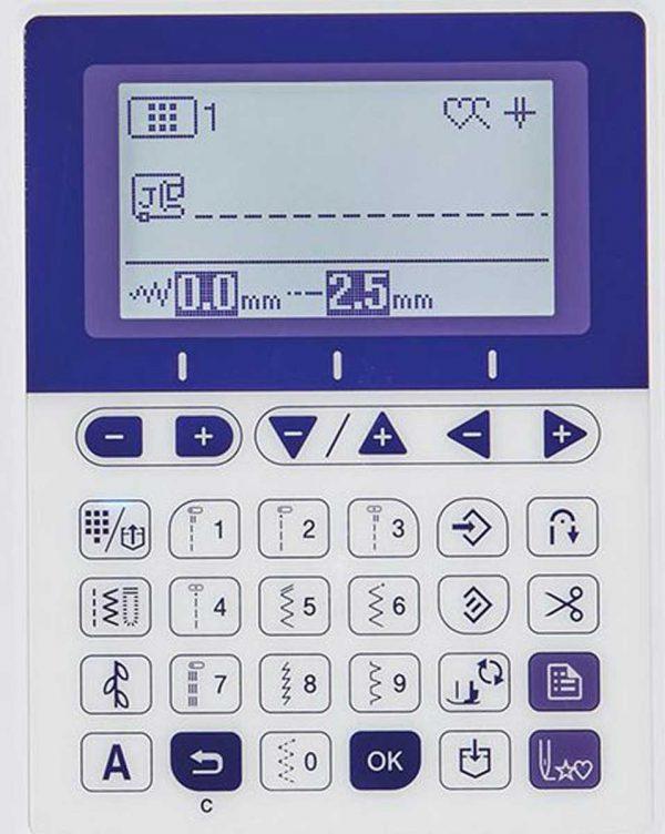 Macchina per cucire elettronica Brother Innovis F420