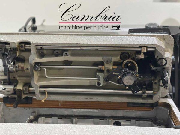 Macchina per cucire lineare industriale usata Juki DDL-5550