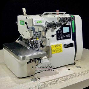 TAGLIACUCI SIMAC 647 MI Automatica Pneumatica 4 fili